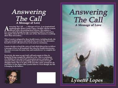 Answering the Call, a message of love.(Soon to be published)