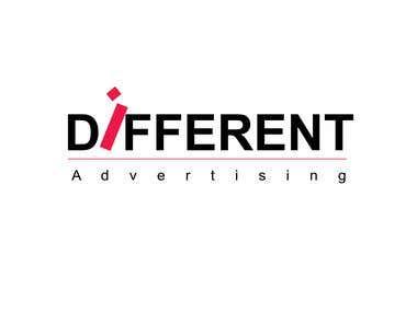 different logo design