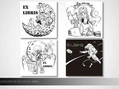 STAMPS / EX-LIBRIS