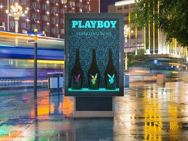 Proyect Playboy Wines