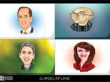 Caricature & Cartoon