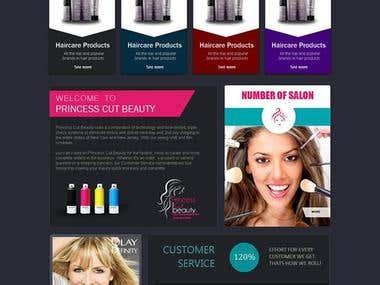 Beauty Makeup site