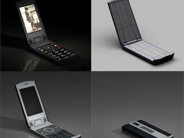 Cell Phone Model