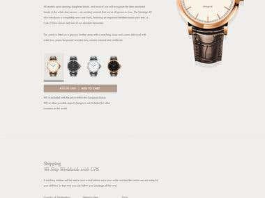 E Watches