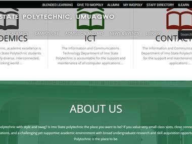 Education Website for nazriya