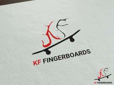 KF Fingerboards Logo