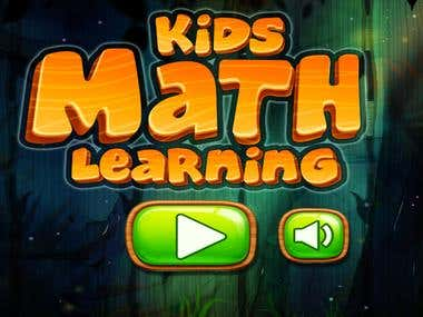 Kids Math Learning