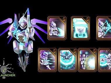 Legendary Altrone - Robot