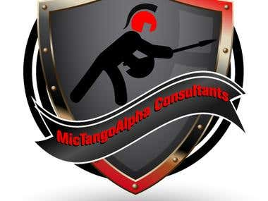 logo design for Mic Tango Alpha