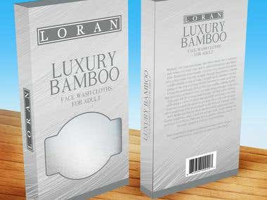 packaging design - loran