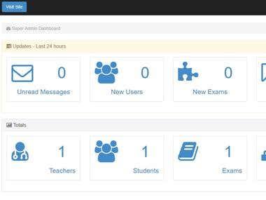 Online Exam Portal