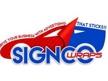 Signco Wraps logo