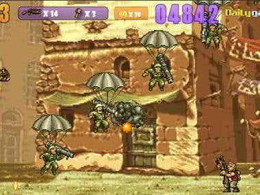 Videogame - MS Brutal 2, 3