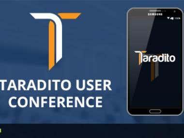 Taraditio User Conference