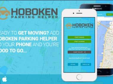 Hoboken Parking Helper