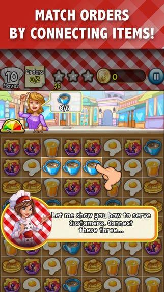 Videogame - IOS- Chefemma