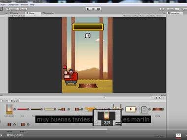 Timberman Tutorial with Unity