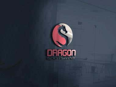 Dragon Sportswear Logo