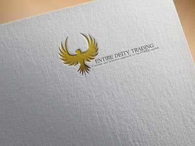 Entire Deity Trading Logo