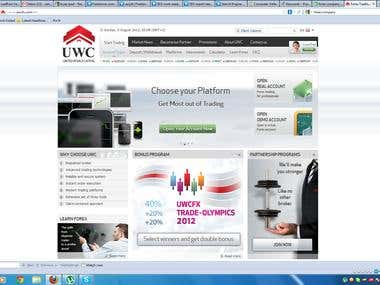 SEO For Uwcfx.com