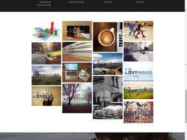 Jevy images (stock image wordpress site )