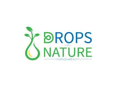 Drops of nature