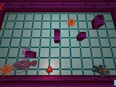 Fungeon Crawler - 48 Hour Game Jam