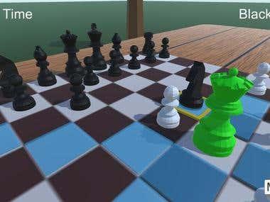 Unity 3D Chess