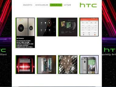 Web Site Tasarım - HTC