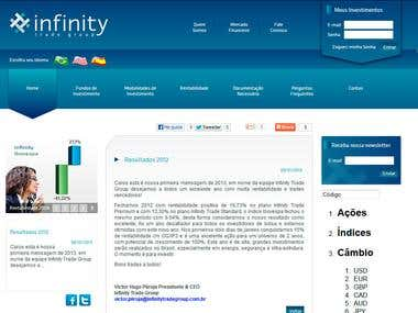 infinity trade group