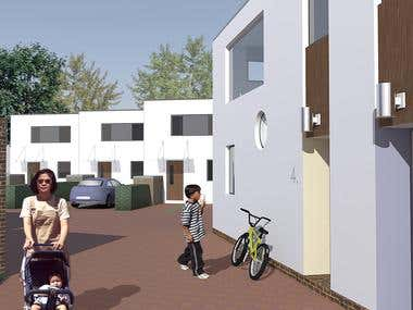 New Housing, Cheltenham