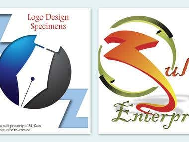 Logo Design Specimens