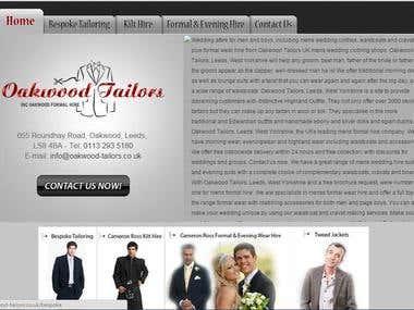 oakwood tailors