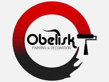 Obelisk Logo Design