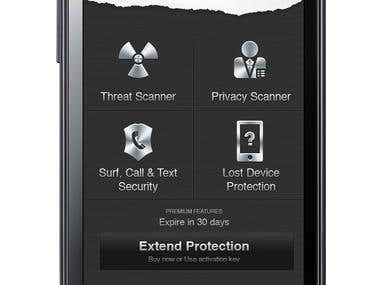 Mobile Application Desgins
