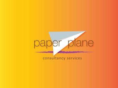 Paper Plane - Brand Identity