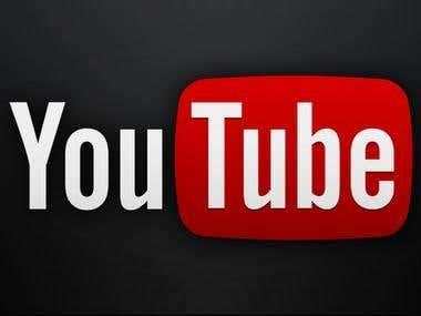 I am expert in youtube marketing