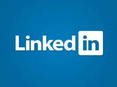 I am expert in Linked In Marketing