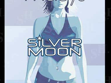 Silver Moon Creations Advertisement Poster