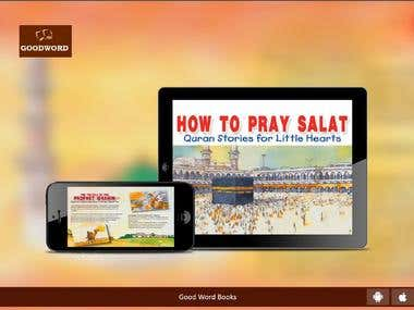 ishlamic app  arabic