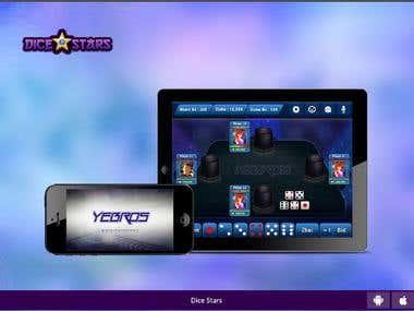 dice start  game