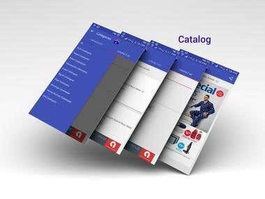 Catalogs APP for wordpress