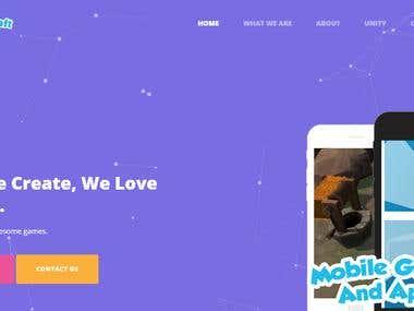 Light Shaft Games Website