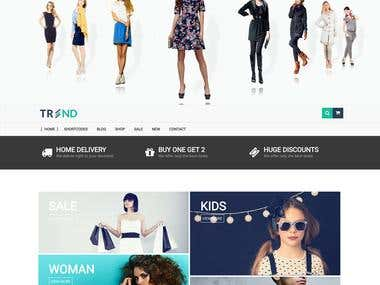 TREND Multi Purpose WordPress