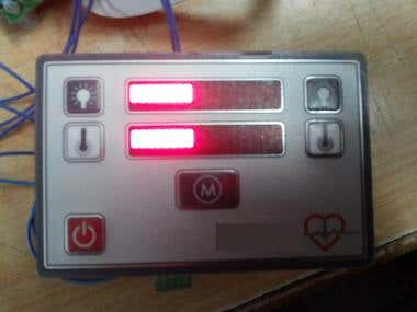 Dual Channel PWM Controller (Medical Lighting Application)