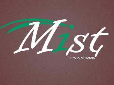 Mist - Logo design