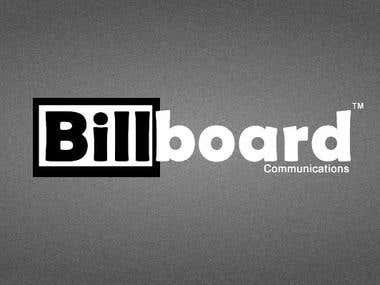 Billboard - logo design