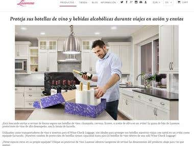 http://es.lazenne.com/