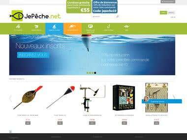 Fishing Store Jepêche JEPECHE