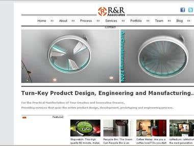 RNR Associates Time Sheet